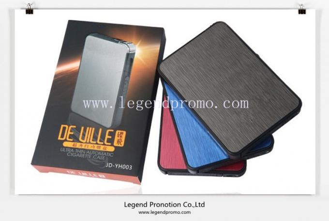 Hot sailing aluminium Cigarette Cases
