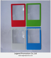 China Best selling printed Magnifier card supplier