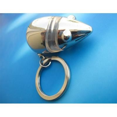 China Mouse baby static key chain. factory