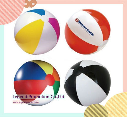 China Inflatable beach ball factory